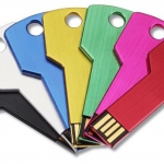 Coloured USB Key