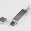 Curved Metal Promo USB