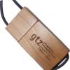 Engraved Wood USB
