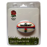 Rugby Ball USB Blister Pack